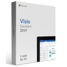 Microsoft Visio Standard 2019 Product Key