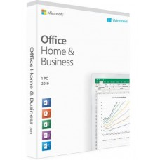 Microsoft Office 2019 Home and Business Product Key