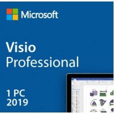 Microsoft Visio Professional 2019 Product Key