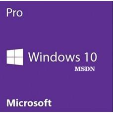 Windows 10 Pro MSDN Key - Global Activation