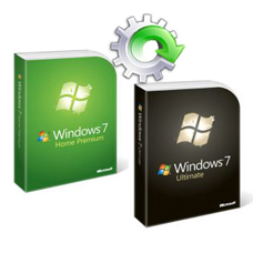 Windows 7 Home Premium to Ultimate Anytime Upgrade Key