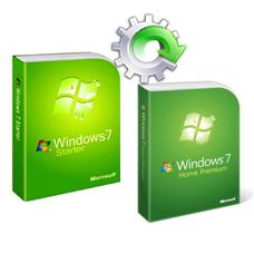 Windows 7 Starter to Home Premium Anytime Upgrade Key