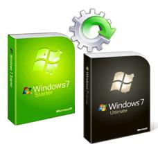 Windows 7 Starter to Ultimate Anytime Upgrade Key