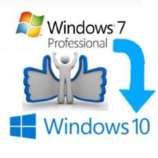 Windows 7 to Windows 10 Upgrade Product Key