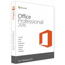 Microsoft Office 2016 Professional Product Key