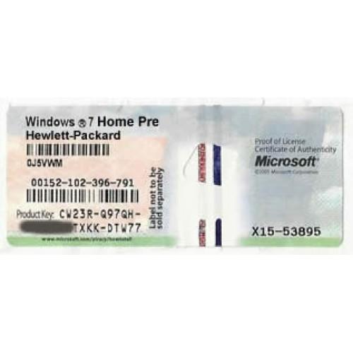 Windows 7 premium key free