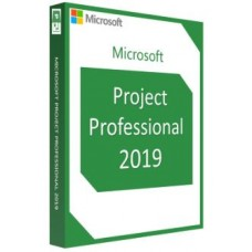 Microsoft Project Professional 2019 Product Key