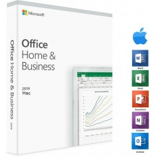 Microsoft Office 2019 Home and Business Mac Product Key