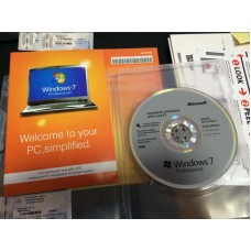 Windows 7 Professional 64 bit Full OEM Box