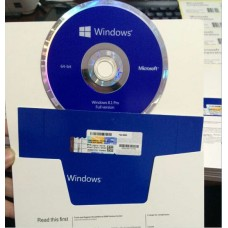 Windows 8.1 Professional 64 bit OEM Box