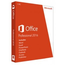 Microsoft Office 2016 Professional Plus Product Key