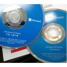 Lot Windows 10 Home 64 bit OEM System Builder DVD