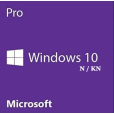 Windows 10 Pro N and KN Product Key