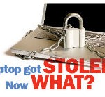 How To Track Stolen Laptop