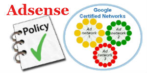 Google Adsense Program Policies – Google Adsense Help