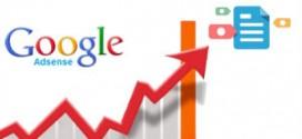 Google Adsense Account overview to Boost CPC Revenue