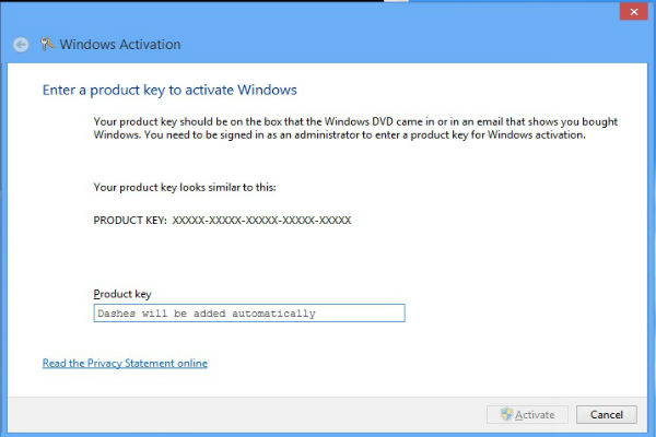 window 8 professional activator