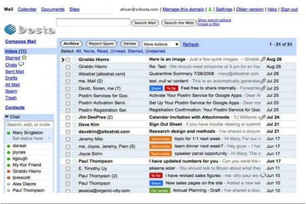 Google premium docs