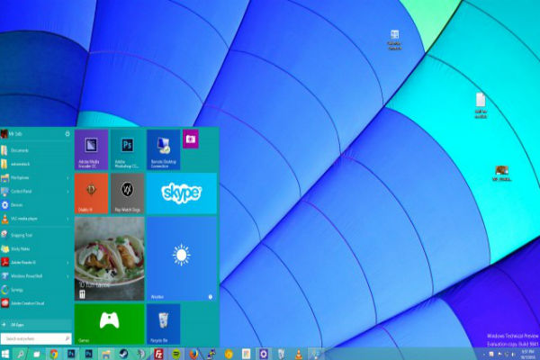 windows 10 desktop features