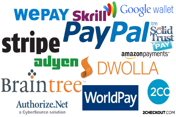 PayPal alternative list