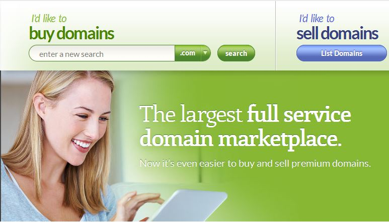 sell domain at alternic
