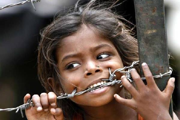India ranked first in world hunger list