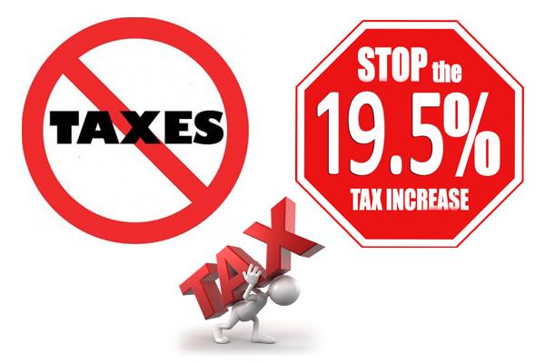 tax on 3g 4g internet Industry