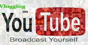 vlogging on youtube