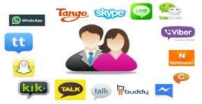mobile instant messaging apps