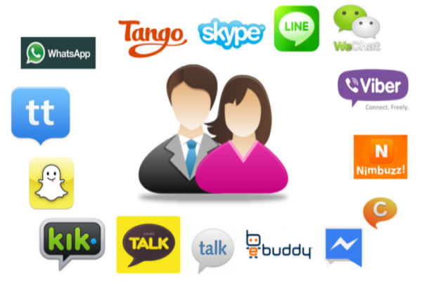free messaging apps for smartphones