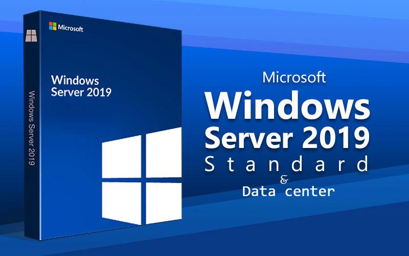 Windows Server 2019 Standard Full ISO Download